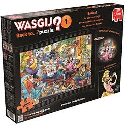 Jumbo Wasgij back to 1 legpuzzel Die Goeie Ouwe Tijd! 1000 stukj