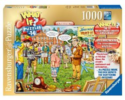 Ravensburger what if 14 legpuzzel The Valuation Day 1000 stukjes