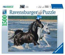 Ravensburger legpuzzel Paarden aan het Strand 1500 stukjes