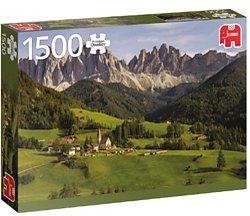 Jumbo legpuzzel Dolomieten Italie 1500 stukjes