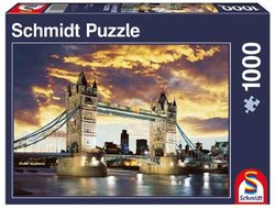 Schmidt legpuzzel Tower Bridge London 1000 stukjes