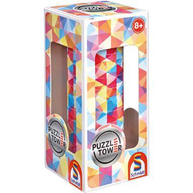 Schmidt 3D puzzel tower abstract 10 stukjes vanaf 8 jaar