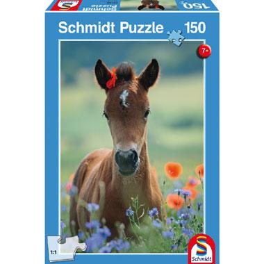 Schmidt kinderpuzzel My lovely foal 150 stukjes vanaf 7 jaar
