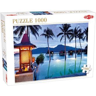 Tactic puzzel Pangkor Laut resort 1000 stukjes vanaf 8 jaar