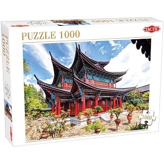 Tactic puzzel dayan oude stad 1000 stukjes