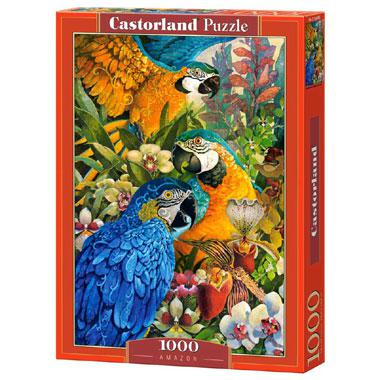 Selecta Castorland legpuzzel Amazone 1000 stukjes