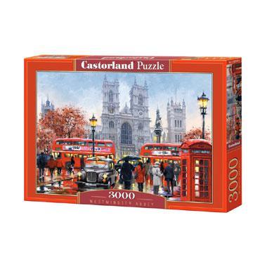 Selecta Castorland legpuzzel Westminster Abbey 3000 stukjes