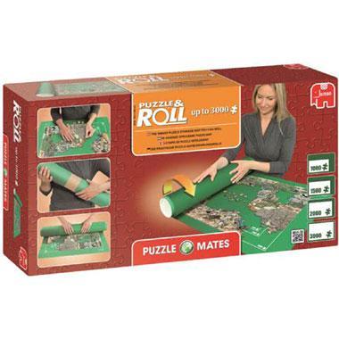 Jumbo puzzelmat Puzzel & roll 1500 tot 3000 stukjes
