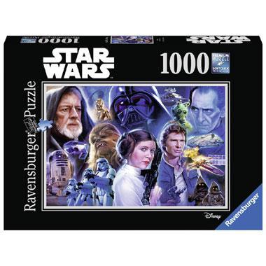 Ravensburger legpuzzel Star Wars 1 1000 stukjes