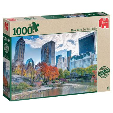 Jumbo legpuzzel New York Central Park 1000 stukjes
