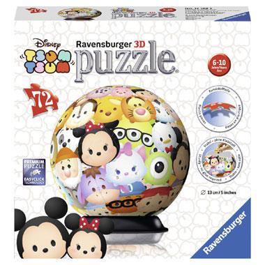 Ravensburger Disney 3D puzzel Tsum Tsum 72 stukjes vanaf 6 jaar