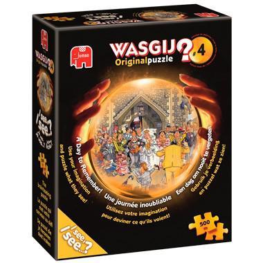 Jumbo Wasgij 4 original legpuzzel Een Dag om Nooit te Vergeten 5