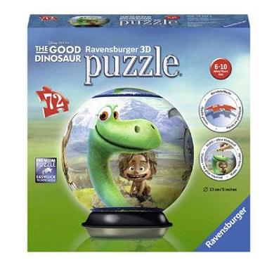 Ravensburger Disney 3D puzzel The Good Dinosaurus 72 stukjes van