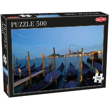 Tactic legpuzzel Venetie 500 stukjes