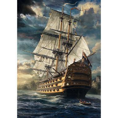 Schmidt legpuzzel zeeslag 1000 stukjes