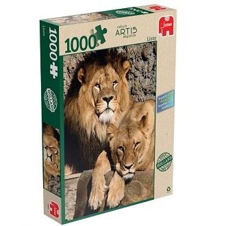 Jumbo legpuzzel Artis Leeuwen 1000 stukjes