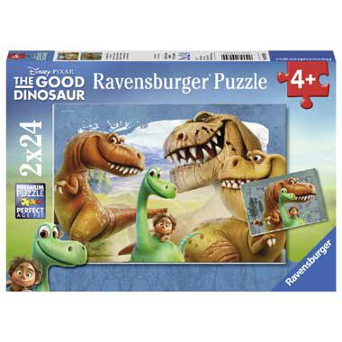 Ravensburger Disney kinderpuzzel the Good Dinosaur Speciale Vrie