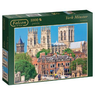 Jumbo Falcon legpuzzel York Minster 1000 stukjes