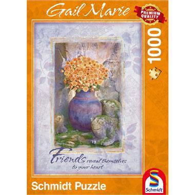 Schmidt Gail Marie legpuzzel Friends 1000 stukjes