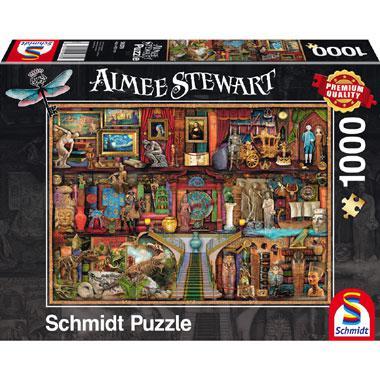Schmidt Aimee Stewart legpuzzel Kunstschatten 1000 stukjes
