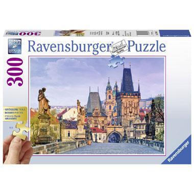 Ravensburger puzzel mooi Praag 300 stukjes vanaf 9 jaar