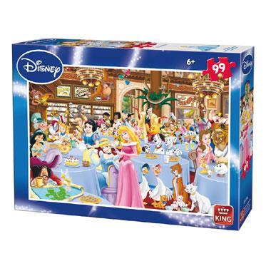 King Disneyland puzzel vanaf 6 jaar
