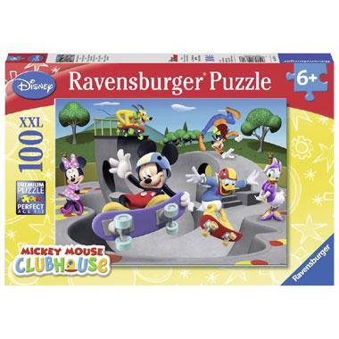 Ravensburger Disney  XXL puzzel Mickey Mouse Clubhouse 100 stukj