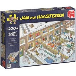 Jumbo Jan van Haasteren puzzel Kerstavond 1000 stukjes