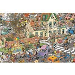 Jumbo Jan van Haasteren puzzel de Storm 1500 stukjes