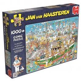 Jumbo Jan van Haasteren puzzel Chaos 1000 stukjes