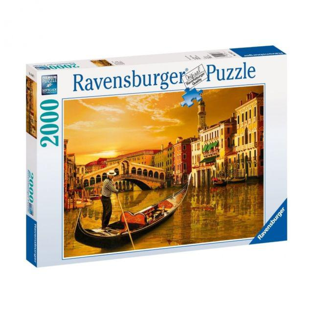 Ravensburger puzzels Venetie 2000 stukjes