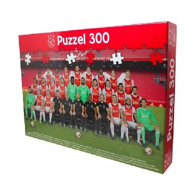 Puzzel ajaxelftal 300 stukjes 300 stukjes vanaf 6 jaar