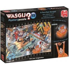 Wasgij Mystery 13 Puzzel Geen ontkomen aan 1000 stukjes