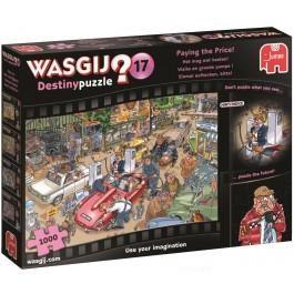 Wasgij Destiny 17 puzzel Het mag wat kosten 1000 stukjes