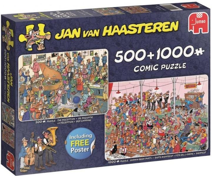 Jan Van Haasteren Feestje! 1000 stukjes